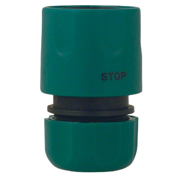 CONECTOR RAPIDO AQUA - STOP PROFER GREEN 1/2'' PG0232