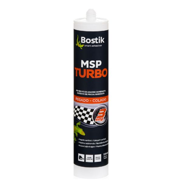 MSP TURBO CARTUCHO 290ML BLANCO